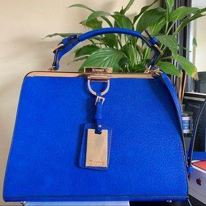 Dune Blue Handbag NWOT